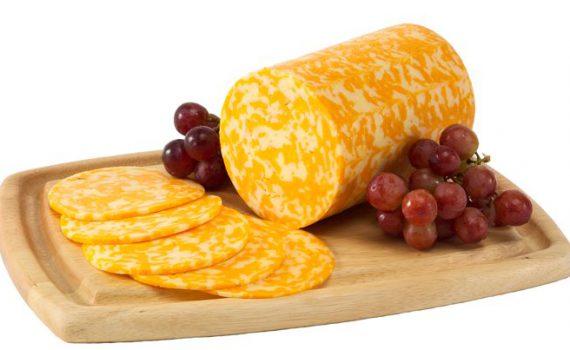 marble mini cheese horn