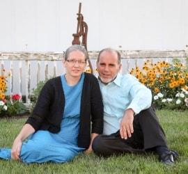 Wilbur and LeAnn Gingerich